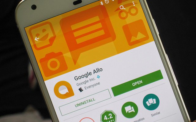 Google Allo is Finally  on Web, but Only For Android Users