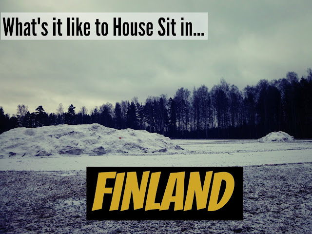 House sitting Finland