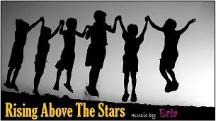 "Rising Above The Stars"" border ="