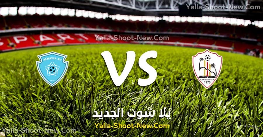 نتيجة مباراة الباطن والمجزل اليوم الثلاثاء 03-09-2019 في دوري الدرجة الاولي السعودي