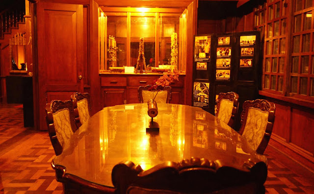 Laperal Mansion Dining Room