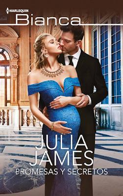 Julia James - Promesas Y Secretos