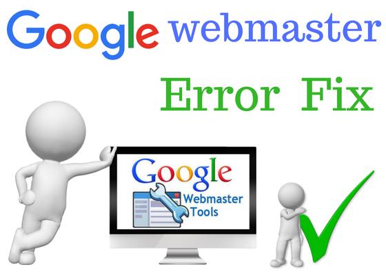google webmaster tool me site crawl error ko fix kaise kare