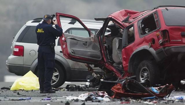 Αυξήθηκαν πανευρωπαϊκά οι θάνατοι από τροχαία