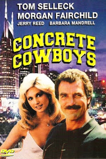 Portada película Cowboys en la ciudad