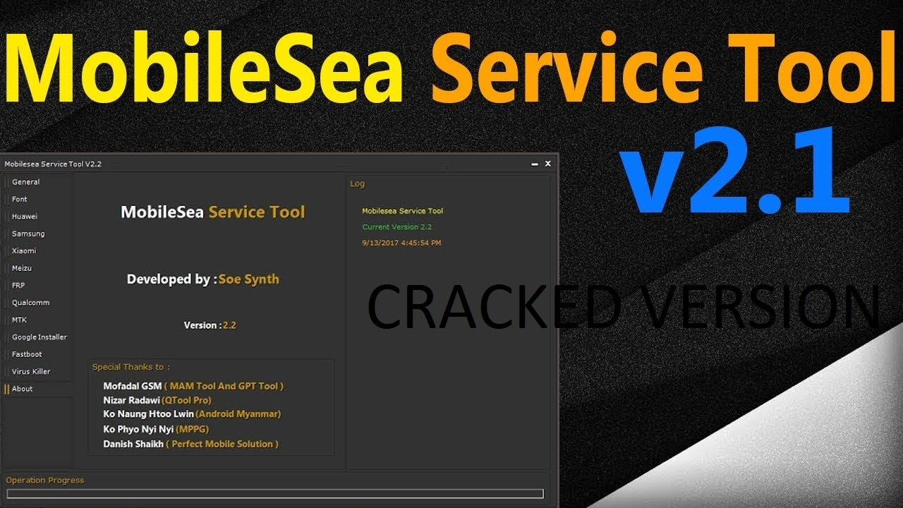 Download android device service tool v2 mobile technicians.
