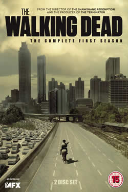 Capa Primeira Temporada de The Walking Dead