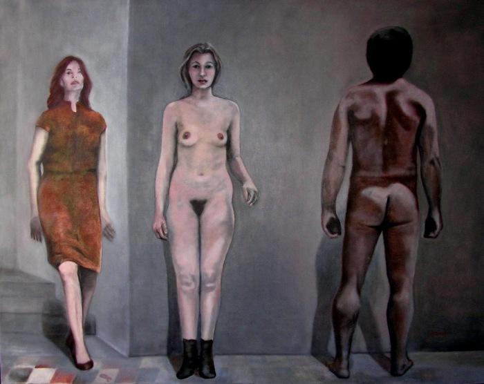 Фигуративный художник. Massimo Bandi