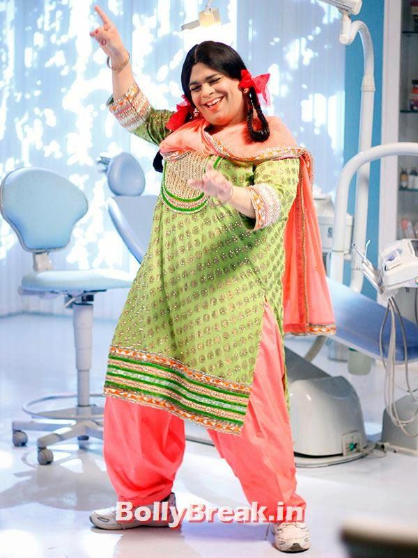 Kiku Sharda, Jhalak Dhikhhla Jaa 7 contestants Pics
