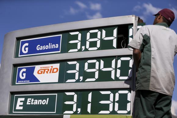 Aumento de impostos sobre combustíveis teve reflexos na estimativa da inflação para este ano, que subiu para 3,4%Marcelo Camargo/Agência Brasil