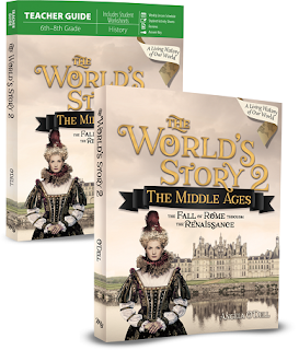 The World's Story 2: The Middle Ages teachers set