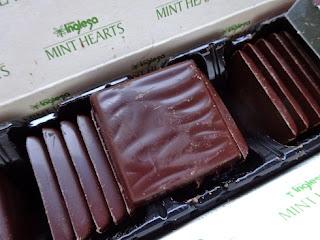 Mint Hearts de Tienda Inglesa