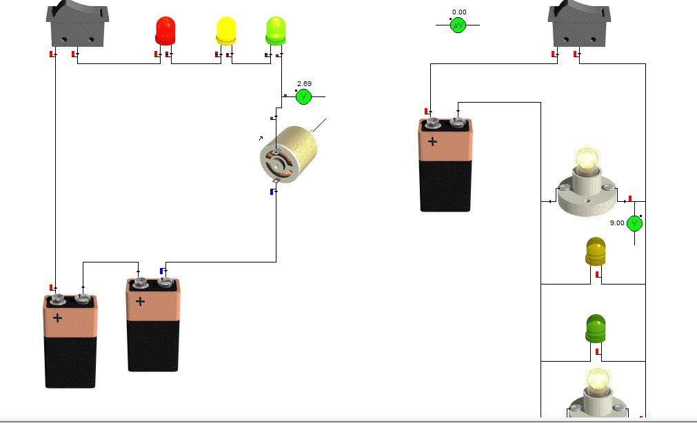 Circuito Electrico En Serie : Principios electricos y aplicaciones moviles ejemplos de