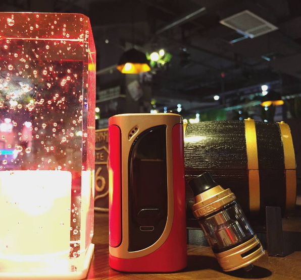 Recommend You Eleaf iKonn 220 With ELLO
