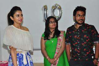 Actress Rakul Preet Singh Pictures at Radio Mirchi 10th Anniversary Celebrations  0087