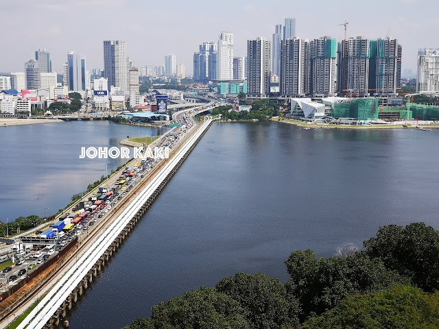 Singapore Johor Causeway