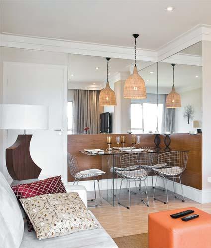 Apartamento Pequeno: Casa Da Dani: Dicas De Como Decorar Pequenos Apartamentos
