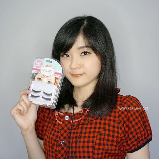 Xiao Vee, Xiao Vee Blogger, Xiao Vee Beauty Blogger, Shelviana Handoko, Shelvi Blogger, Shelvi Beauy Blogger, Lashouse False Lashes Review, Lashouse bulu mata palsu, Review bulu mata palsu Indonesia, bulu mata palsu Indonesia