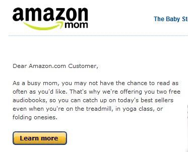Amazon Mom 2