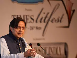 Shashi Tharoor says about 'Padmaavat' Controversy