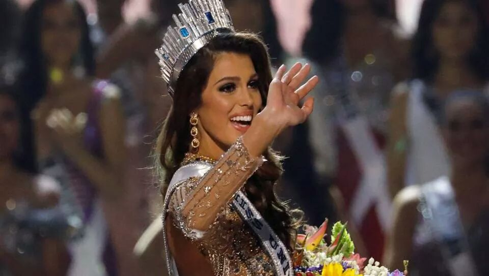 65th Miss Universe Iris Mittenaere