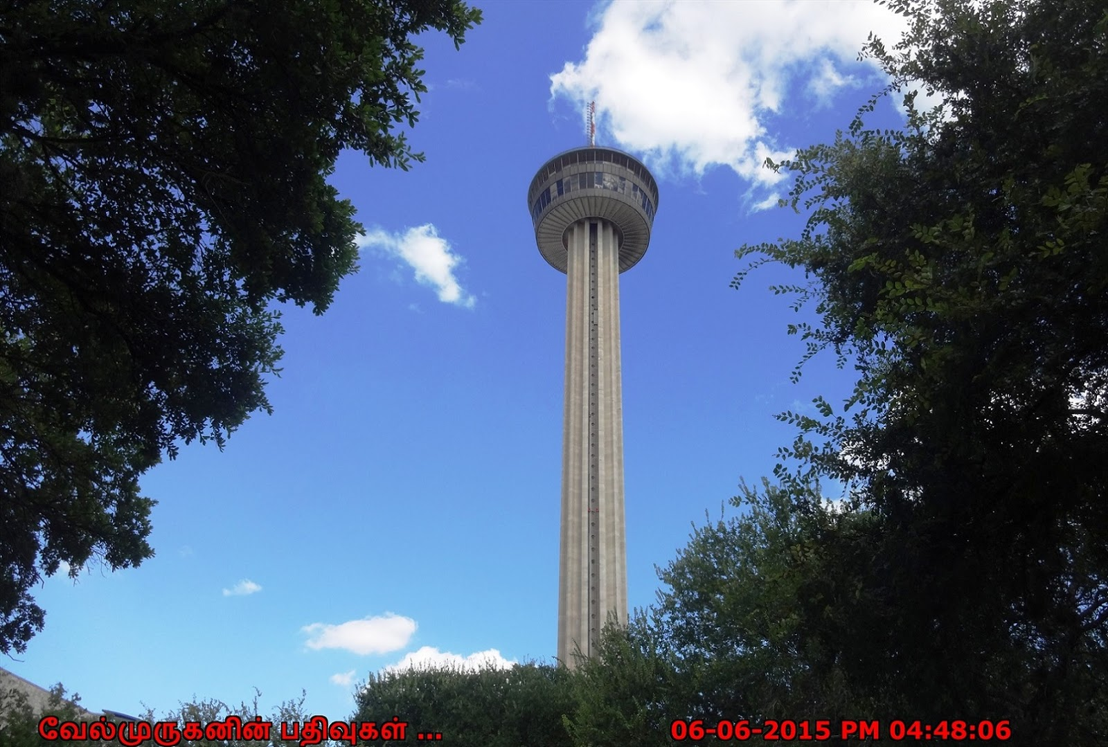 Tower Of The Americas Exploring My Life