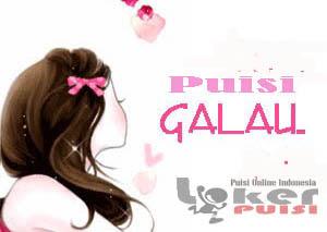 Puisi Galau