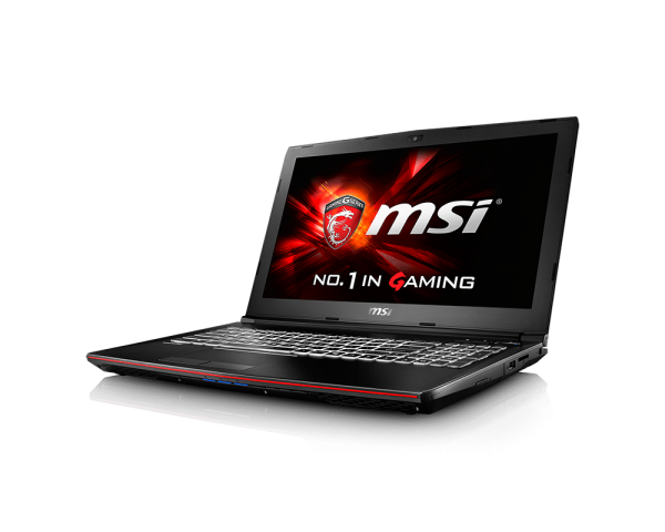 Laptop Gaming MSI GP62 6QF LEOPARD PRO