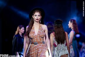 The Crowd In The Manila X Festival Went Wild After Angel Locsin Walked On The Stage In A Body-Hugging Outfit!