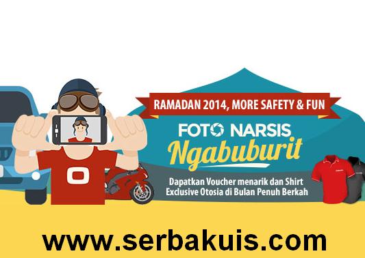 Kontes Foto Narsis Ngabuburit Berhadiah Voucher Makan