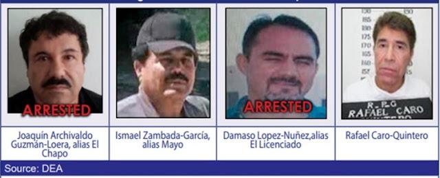 Adiós El Chapo, hay un nuevo líder en Sinaloa