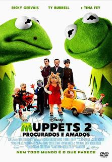 Assistir Muppets 2 – Procurados e Amados Dublado Online HD