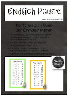 https://www.teacherspayteachers.com/Product/Einmaleins-Partnertraining-3617621