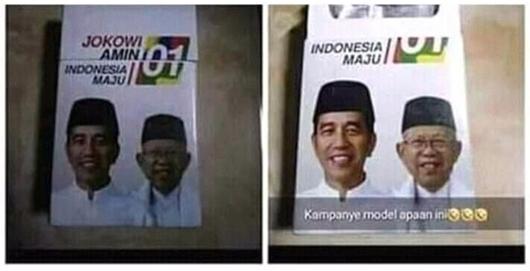 TKN Jokowi-BPN Prabowo Sepakat Fitnah Kondom Sudah Kelewatan