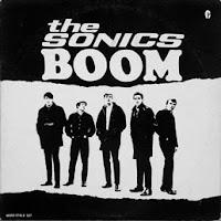 THE SONICS - Boom - Los mejores discos de 1966