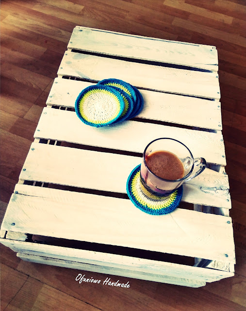 Wooden table Ofuniowo Handmade