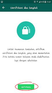 Cara Memgamankan Akun WhatsApp Dari Hacker