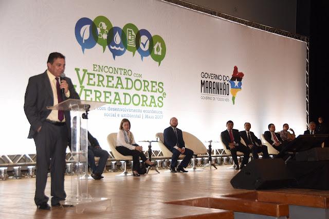 Governo do Estado juntamente com a FAMEM, realizam grande encontro com vereadores de todo o estado do Maranhão
