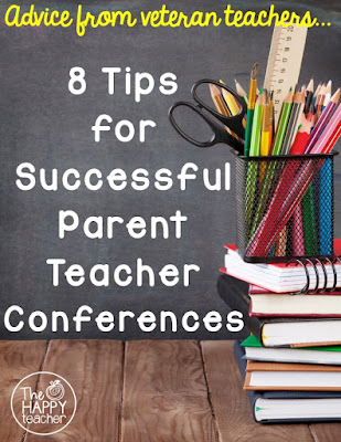 Parent Teacher Conference Tips
