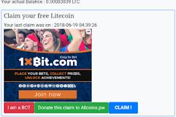 Cara mendapatkan litecoin mudah & gratis