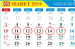 Download Jadwal UAMBN MTs dan MA Tahun 2019