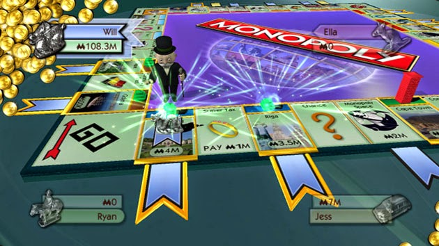 Download Games For Pc Or Tablet Monopoly Here Now 3d