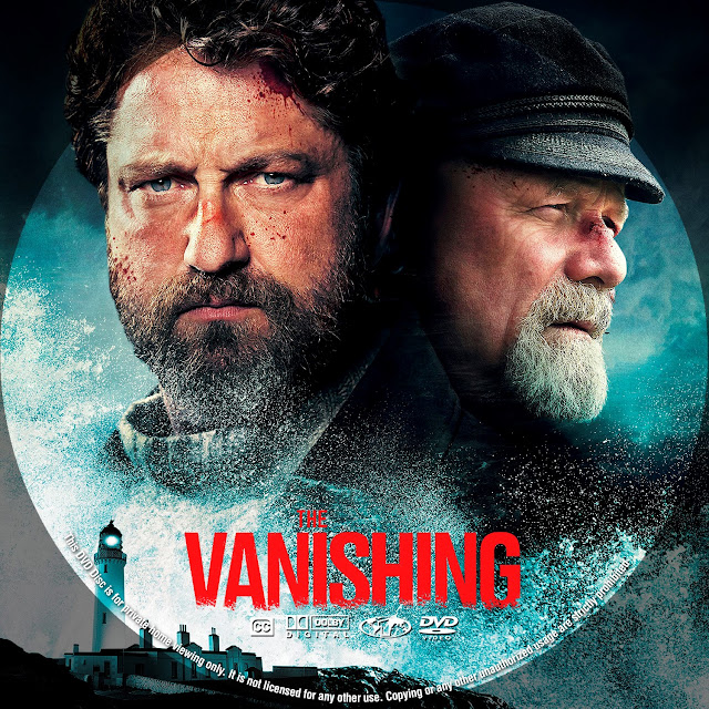 The Vanishing Label Cover