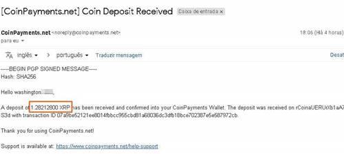 CoinFaucet.io paga? Provas de pagamentos da CoinFaucet