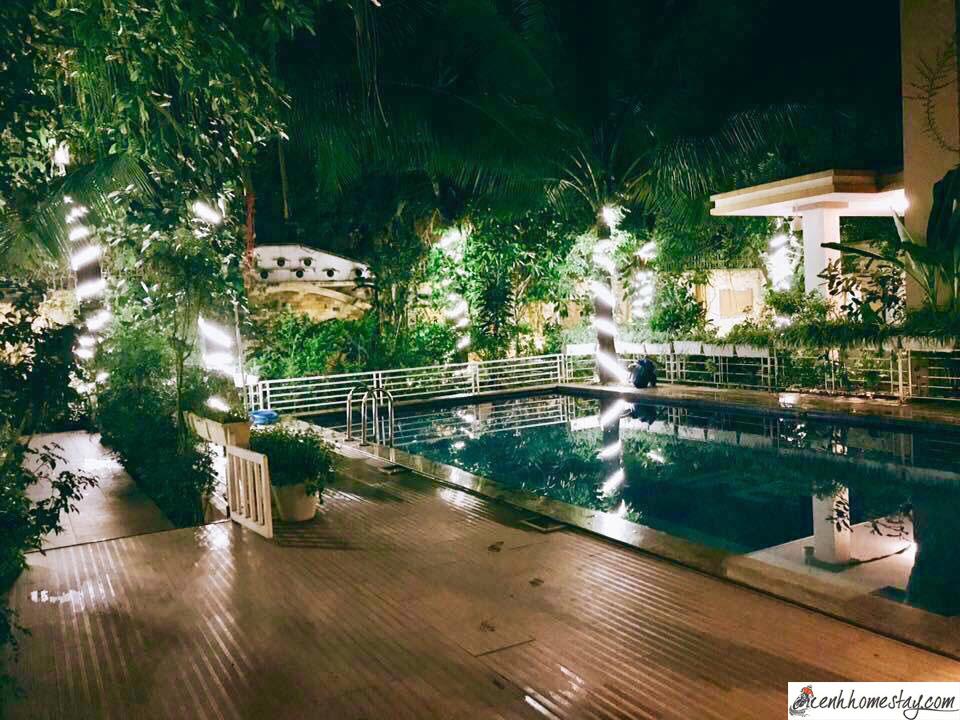 5 Villa, Homestay Sóc Sơn gần Hà Nội đẹp, rẻ để nghỉ dưỡng cuối tuần
