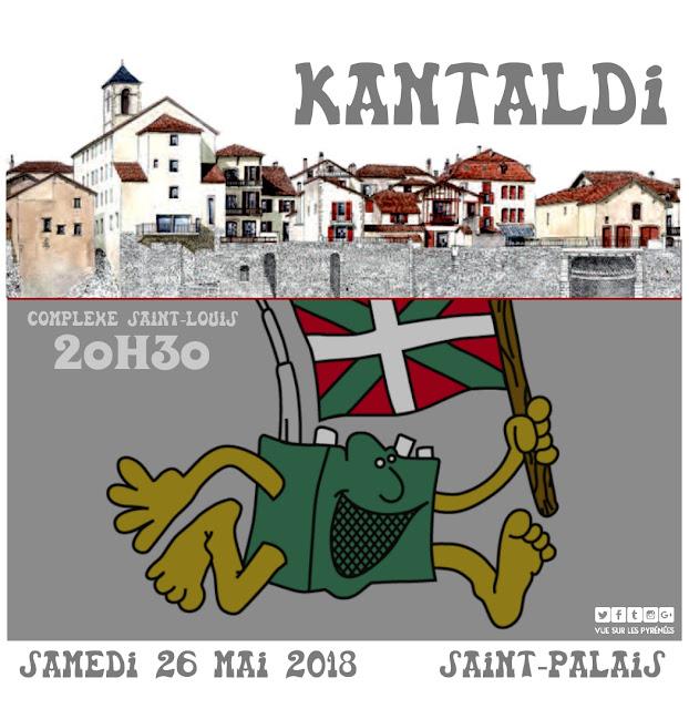 Kantaldi à Saint Palais 2018