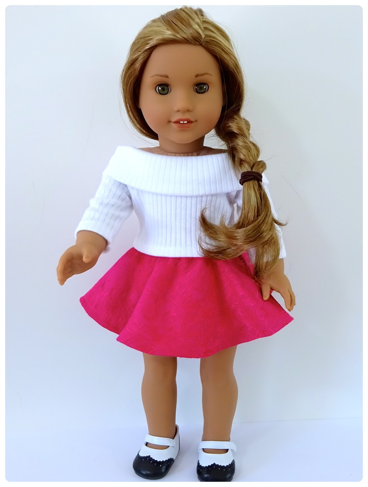 Doll Skirt Pattern 102