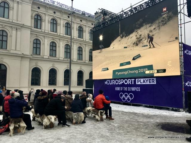 Juegos Olímpicos de Invierno Oslo