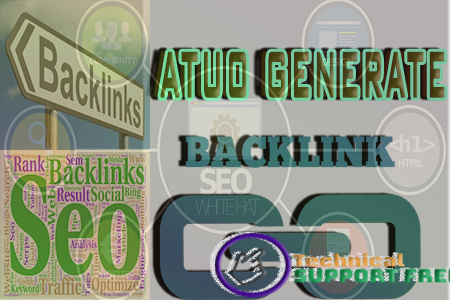 What are backlinks? 15+ free auto backlink generator sites