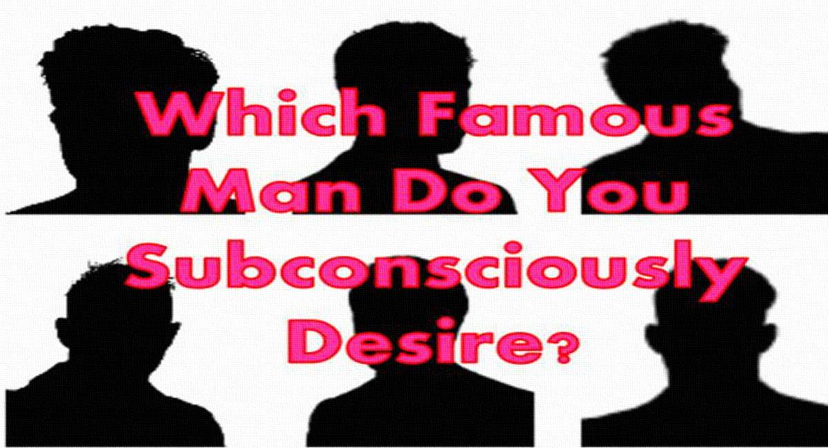 TEST FEMEROR: Cilin Mashkull të Famshëm Dëshironi pa e Kuptuar as Vetë?